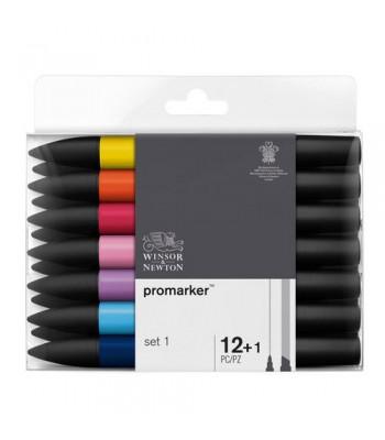 Promarker Set 1x12+1 Set 1