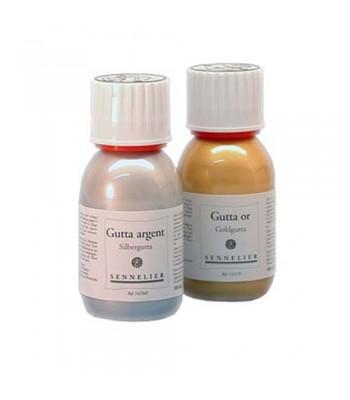 Sennelier Gold Gutta For Silk 100ml