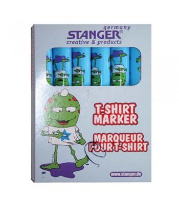 Stanger T-Shirt 6 in 1 Marker Set