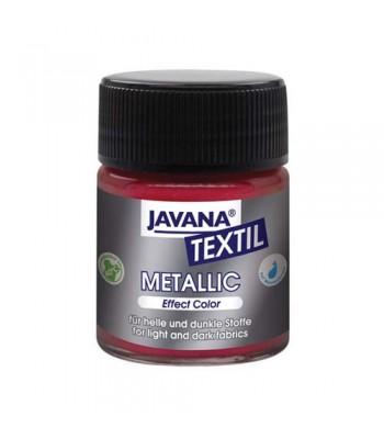 C.Kreul Textile Paint Metallic 50ml Javana