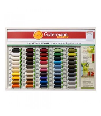 Specialist Crafts Gutermann Cotton Thread Set