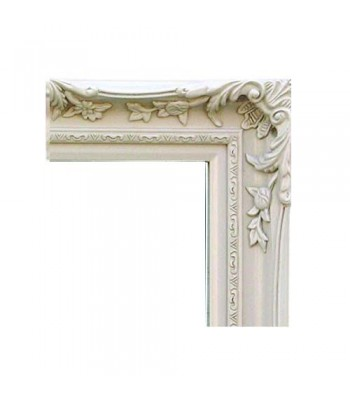 Specialist Crafts Antique Ivory Swept Frame