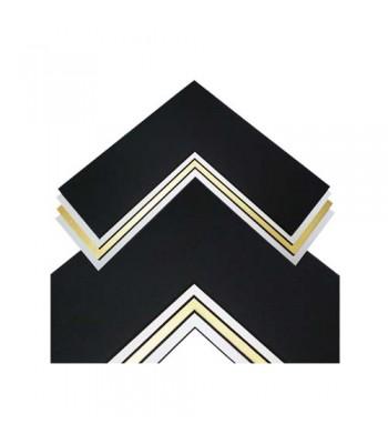 Daler Rowney Mount Board 81- 112cm Standard Black
