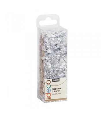 Pebeo Gilding Flakes Silver