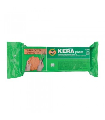 Kohinoor Modeling Clay 1000gm Terracotta