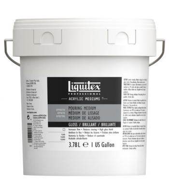 Liquitex Professional Acrylic Mediums 3.78L Pouring Medium LIQ694577