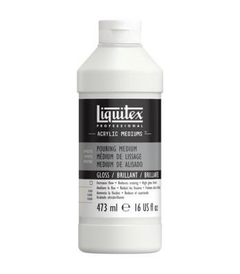 Liquitex Acrylic Additive Mediums 473ML Pouring Medium LIQ204753