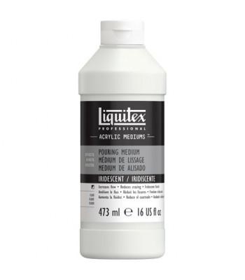 Liquitex Professional Acrylic Mediums 473ML Iridescent Pouring Medium LIQ204756