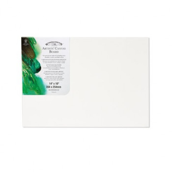 Winsor & Newton Artists Canvas Board 14x10 INCHES WIN6224112