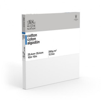 Winsor & Newton Classic Canvas Cotton Traditional 10x10 INCHES WIN6201001