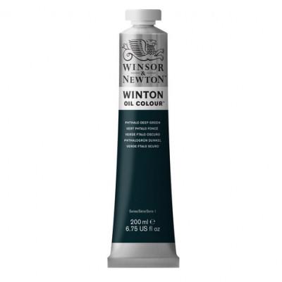 Winsor & Newton Winton Oil Colour 200ml WIN1437048