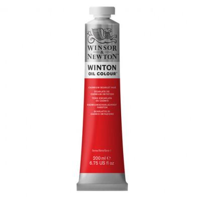 Winsor & Newton Winton Oil Colour 200ml WIN1437107