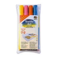Textile Markers & Glue